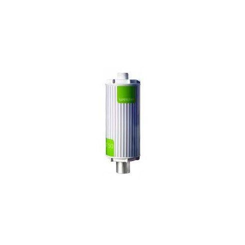WT 70 zuhanyszűrő, melegvizes vízszűrő 70 000 liter kapacitással