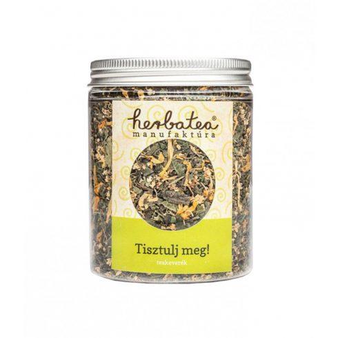 Herbatea TISZTULJ MEG gyógynövény teakeverék