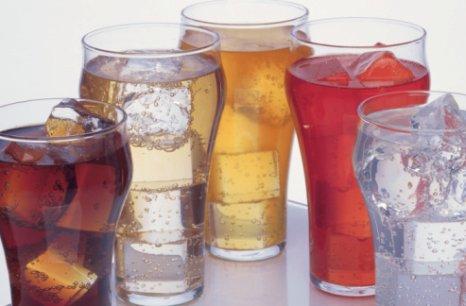 Cukrozott italok