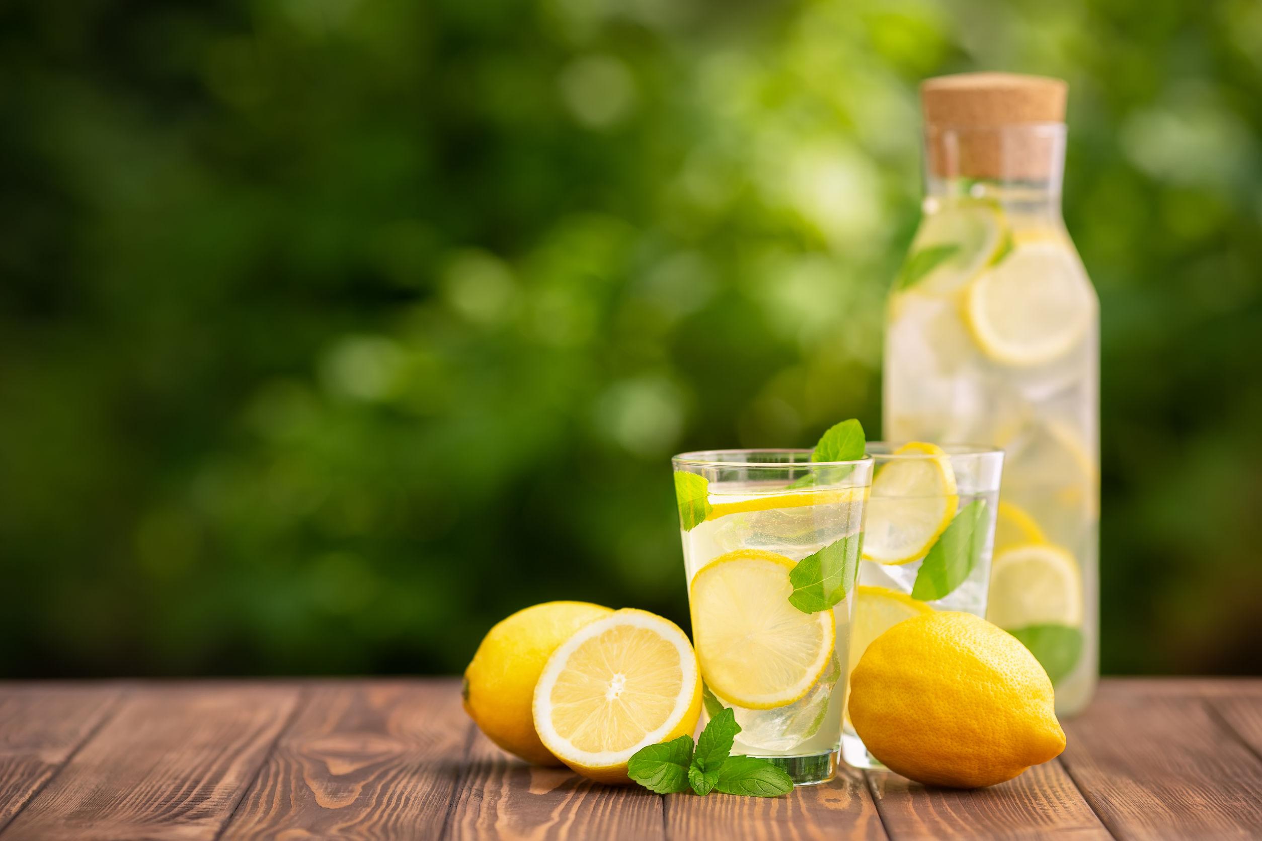 Az egyszerű, citromos víz csodákra képes