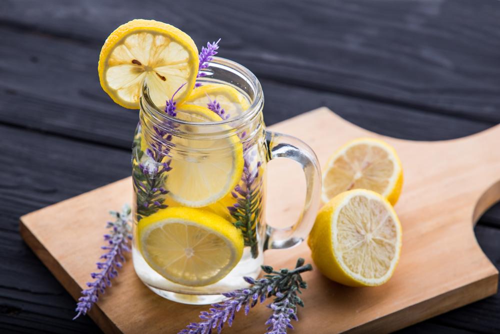 TOP 10 ízesített víz házilag