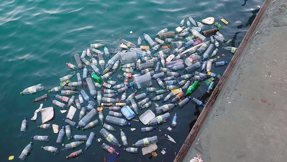 Eldobált palackok