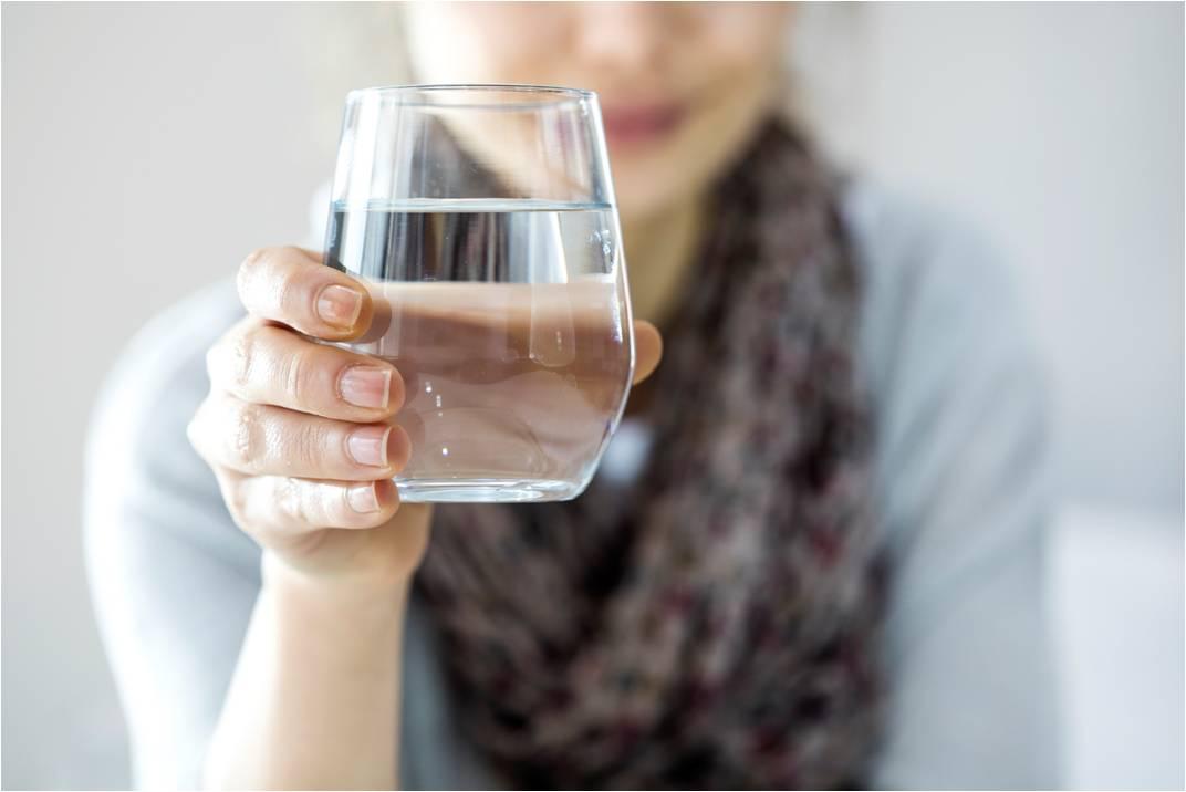 A vízfogyasztás maximalizálja a mindennapos teljesítményedet