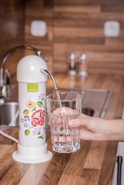 Kalocsai mintás víztisztító készülék